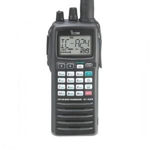 IC-A24 VHF AIR BAND