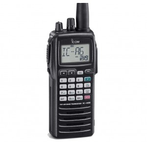 IC-A6E VHF AIR BAND